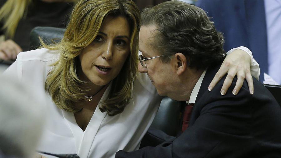 Actualidad Actualidad Duro golpe al Gobierno de Susana Díaz: el Parlamento reprueba a su titular de Justicia.