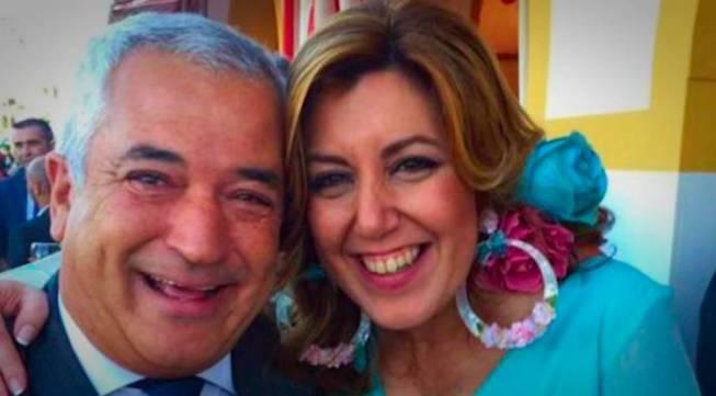 Actualidad Actualidad El caso Ausbanc se cobra a un directivo de Canal Sur investigado por el juez Pedraz.