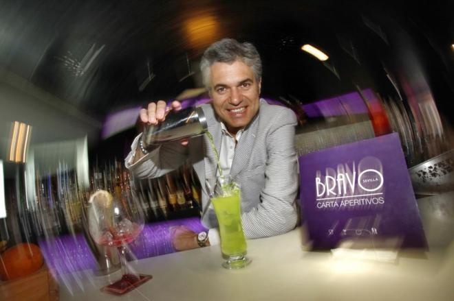 Actualidad Actualidad El presentador Agustín Bravo, en la lista de Ciudadanos por Sevilla
