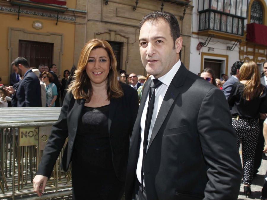 Actualidad Actualidad El padre de Susana Díaz no quería que se casara con 'el tieso'