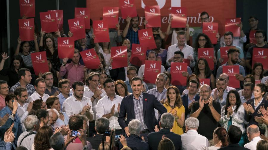 Actualidad Actualidad Sánchez centra su campaña del 26-J en Madrid y hará sólo un acto con Díaz