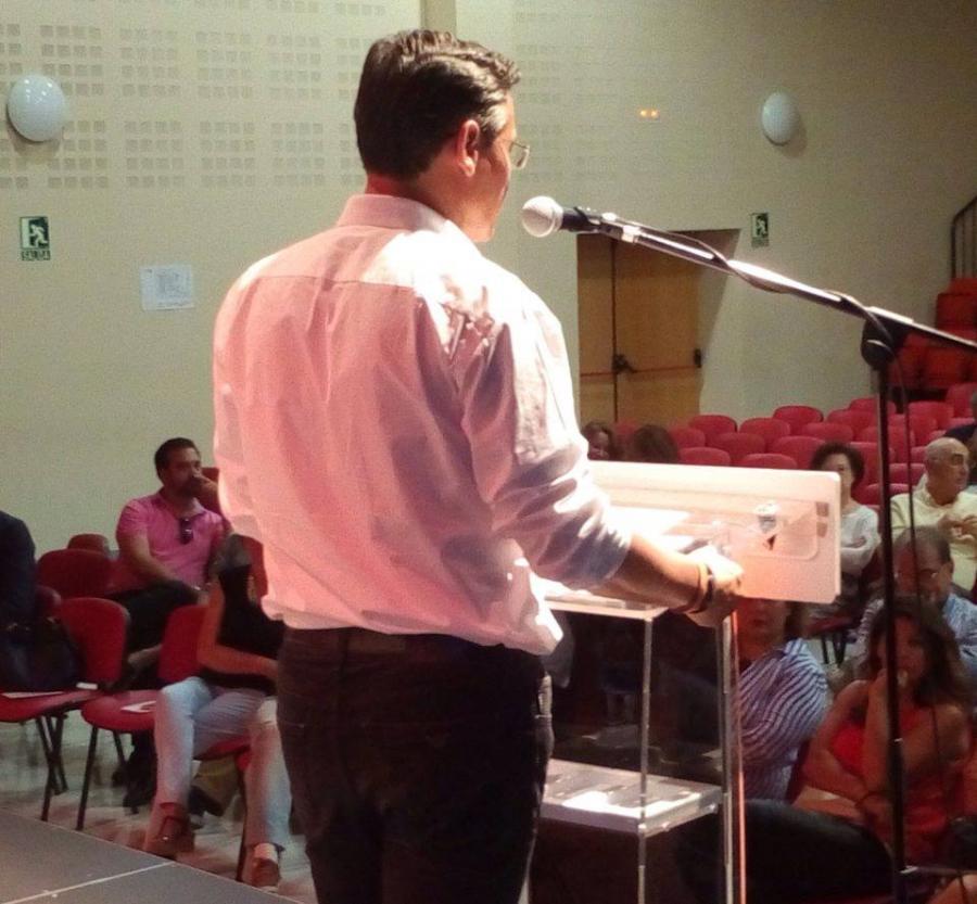 Granada Granada Luis Salvador (El de los viajes a China)  volverá a encabezar la lista al Congreso de los Diputados de Ciudadanos por Granada