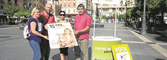Cordoba Cordoba Pacma espera conseguir un diputado en Córdoba