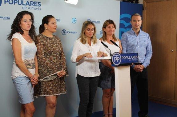 Almería Almería El Partido Popular denuncia que Almería está a la cola de la educación en Andalucía