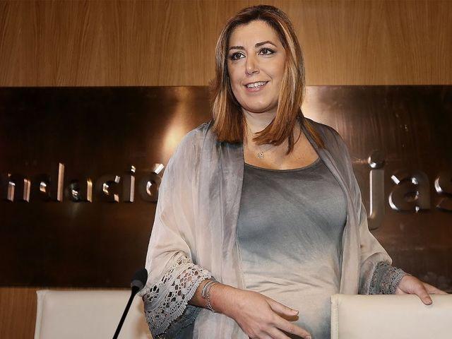 """Actualidad Actualidad Susana Díaz sentencia: """"no es momento para proyectos personalistas en el PSOE"""""""