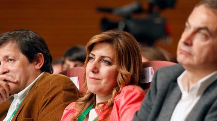 Actualidad Actualidad El PSOE de Susana repesca al exministro de Zapatero con el currículum más negro