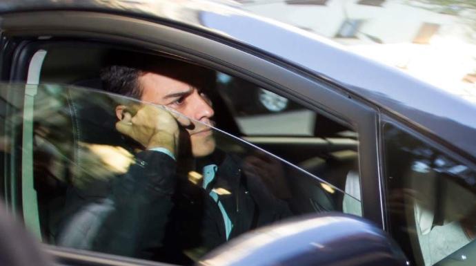 Actualidad Actualidad La deserción en cadena de pedristas pilla a Sánchez a 6.000 kilómetros