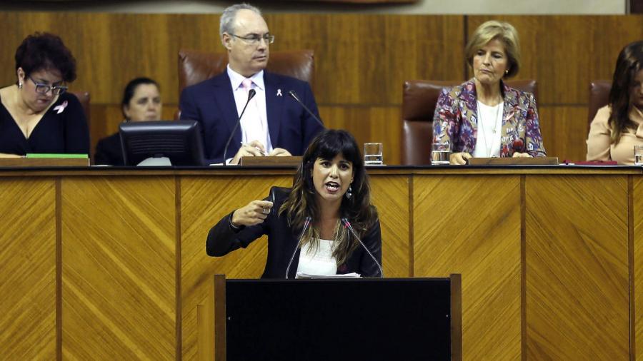 Actualidad Actualidad Teresa Rodríguez se impone en las primarias de Podemos Andalucía