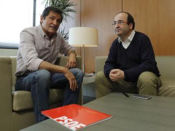 Actualidad Actualidad El PSOE ve al PSC fuera de control y capaz de romper de nuevo la disciplina de voto