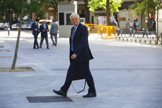 Actualidad Actualidad El imputado y timado Borrell tira la toalla en el PSOE