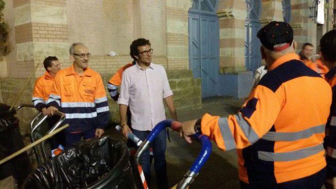 """Cádiz Cádiz Kichi renovó por 13 millones a la contrata de limpieza a pesar de saber que """"inflaban"""" los partes"""
