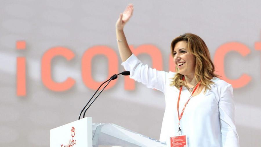 Actualidad Actualidad Susana Díaz prevé anunciar su candidatura el 15 de enero sin ajustes de cuentas