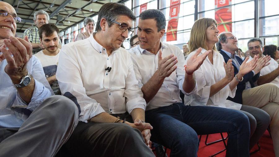 Actualidad Actualidad Sánchez se desliga de López: no está detrás de su candidatura ni le cederá su fuerza