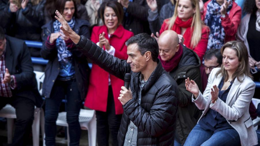 Actualidad Actualidad El PSOE buscó una salida digna a Pedro Sánchez en la UE para evitar su candidatura