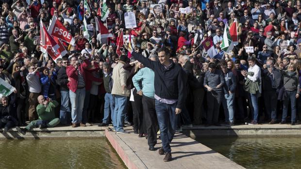 Actualidad Actualidad Sánchez se centrará en atacar a Díaz para dejar abierto un pacto con Patxi López