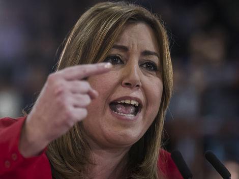 """Actualidad Actualidad Susana se estrena en Madrid: """"Tengo fuerza, ilusión, ganas y me encanta ganar"""""""