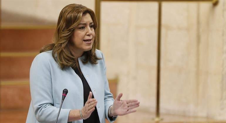 Actualidad Actualidad Susana Díaz confirma a su entorno que se presenta a las primarias para liderar el PSOE