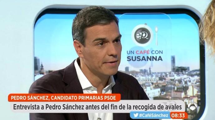 Actualidad Actualidad Griso deja temblando a Pedro Sánchez con una pregunta que destapa su hipocresía