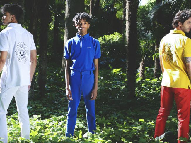 Sevilla Sevilla Kwems, moda masculina de origen camerunés, se instala en Sevilla