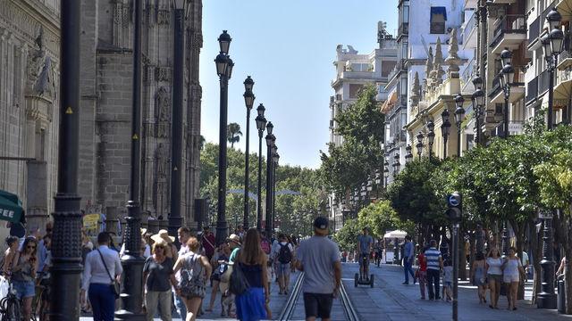 Sevilla Sevilla Las grandes inversiones vuelven a Sevilla