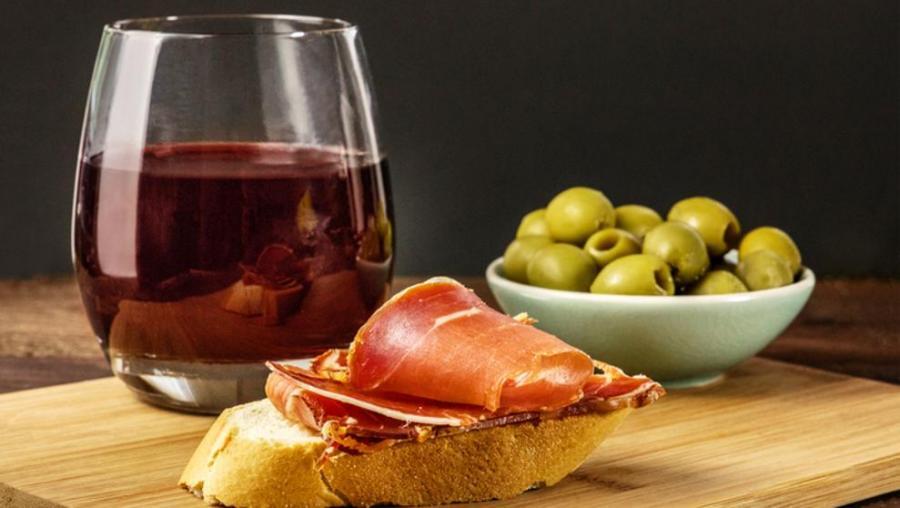 Cádiz Cádiz Qué vino de Jerez le va mejor a cada parte del jamón