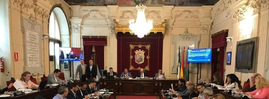 Málaga Málaga El Ayuntamiento de Málaga aprueba adherirse a la declaración institucional de la FEMP sobre el 1 de octubre en Cataluña
