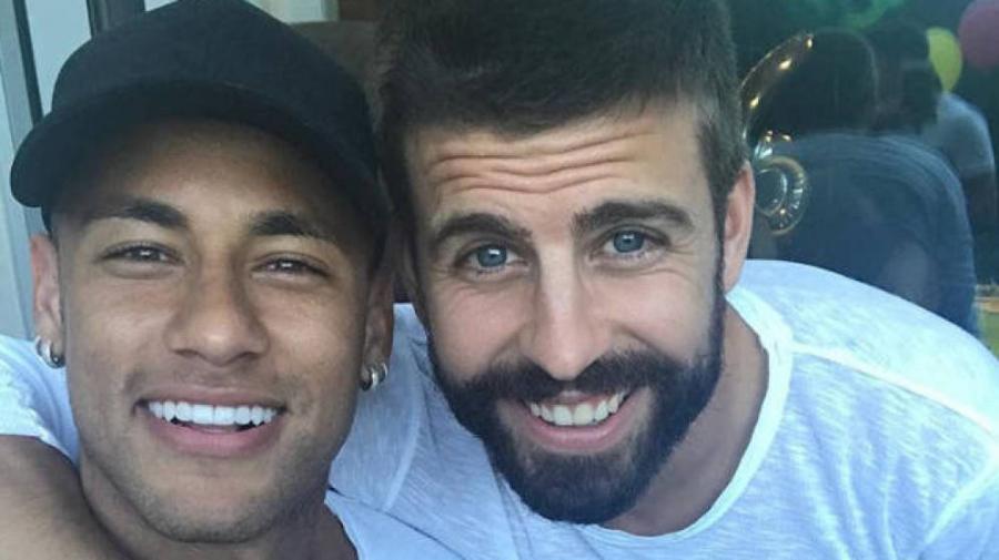 Actualidad Actualidad Neymar pide que boten (con b) al Barça de la Champions: qué risa, ¿eh, Piqué?.