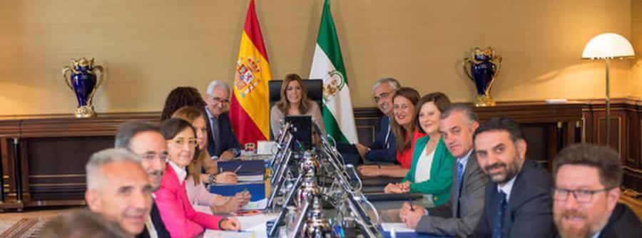 Actualidad Actualidad El Gobierno de Andalucía, obligado a pisar el acelerador legislativo el primer trimestre de 2018