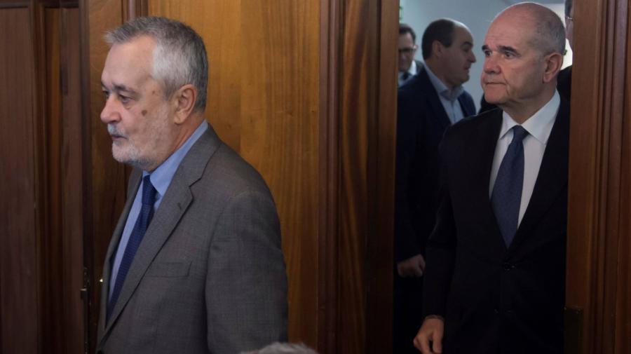 Actualidad Actualidad Griñán declara en la Audiencia de Sevilla en el juicio por los ERE