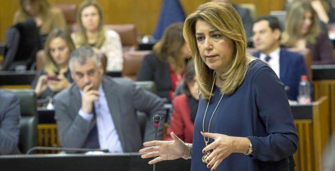 Actualidad Actualidad La Fundación Guadalquivir pone en aprietos al PSOE de Susana Díaz