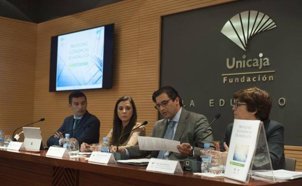 Málaga Málaga Málaga liderará el crecimiento del PIB este año en Andalucía con un 3,1%, más de lo previsto