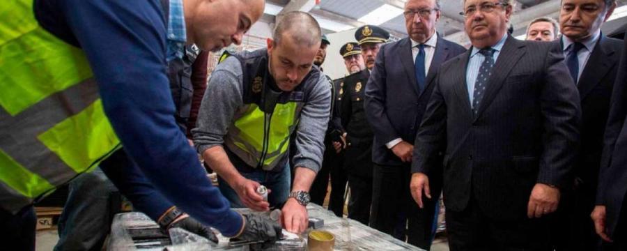 Cádiz Cádiz Guardias y policías piden hoy en el Congreso un plan urgente contra el narcotráfico en Cádiz