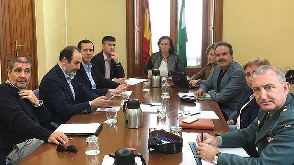 Almería Almería Cumbre para analizar la actividad sísmica en Almería
