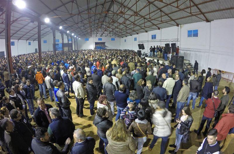 Huelva Huelva Regantes de Huelva se manifestarán ante la Junta por hectáreas declaradas de regadío
